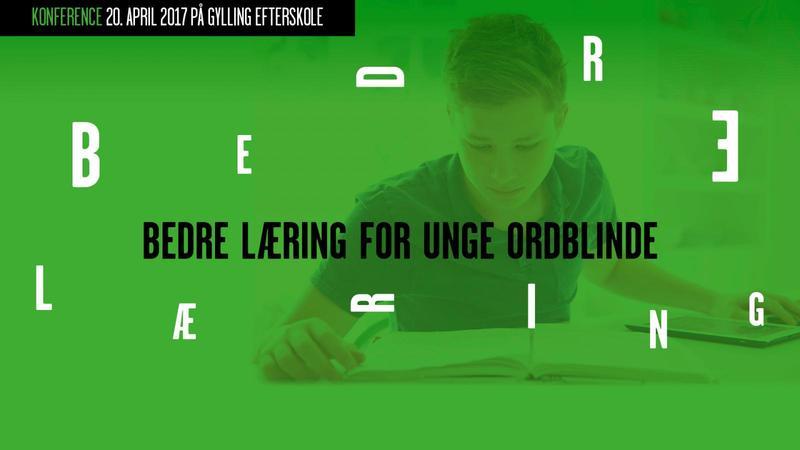 Ordblindeefterskolernes konference om bedre læring for unge ordblinde blev en velbesøgt succes.