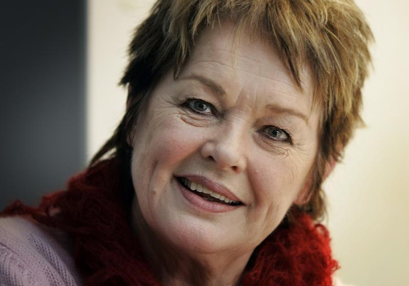 Ordblinde Ghita Nørby om efterskolerne