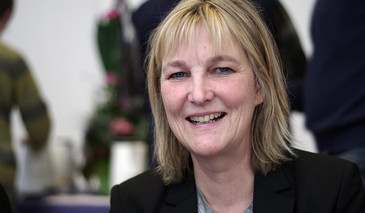 Kirsten Weile, formand for netværket af Ordblindeefterskoler